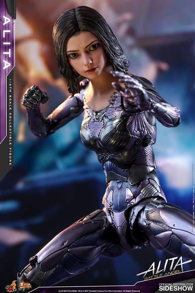 Hot toys PRE ORDER Alita: Battle Angel: Alita 1:6 Scale Statue