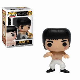 FUNKO Pop! Movies: Enter the Dragon - White Pants Bruce Lee LE