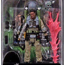 DIAMOND SELECT TOYS Ghostbusters 2 Select Series 7 Slime Blower Winston Zeddemore Exclusive Action Figure