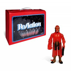 super7 Hellboy: REaction Carry Case with Exclusive Hellboy Figure