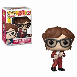 FUNKO Pop! Movies: Austin Powers - Red Suit Austin LE
