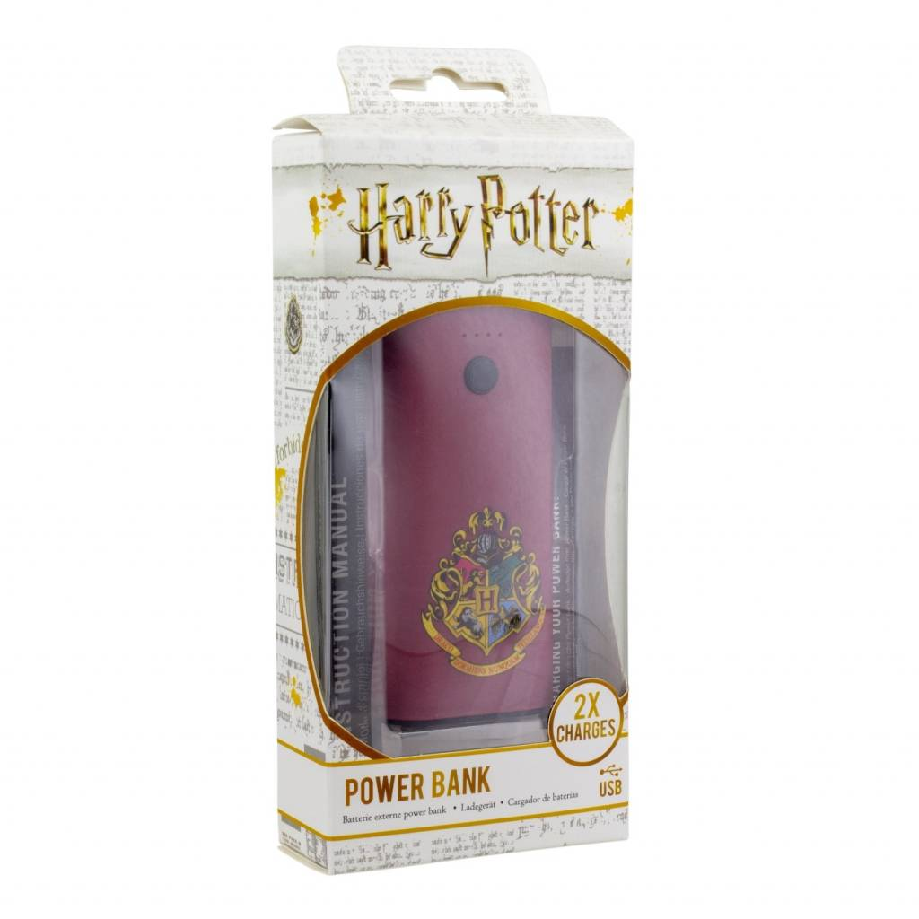 Paladone Harry Potter: Hogwarts Power Bank