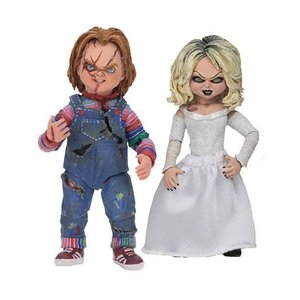 NECA Chucky and tiffany two-pack