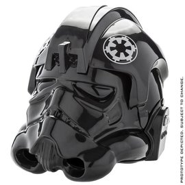 Anovos Star Wars: TIE Fighter Pilot Standard Helmet Prop Replica