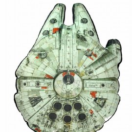 Bioworld Star Wars: Millennium Falcon Cushion