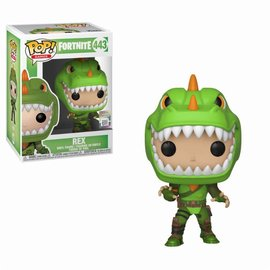 FUNKO Pop! Games: Fortnite - Rex