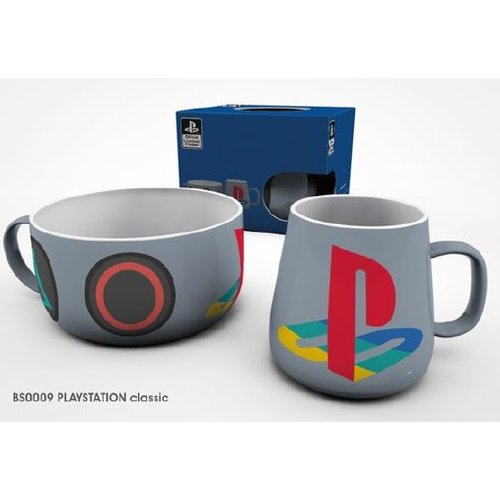 Hole In The Wall Playstation: Classic - Breakfast Set
