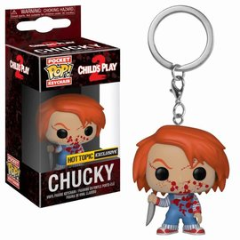 FUNKO Pocket Pop Keychain: Horror - Bloody Chucky LE