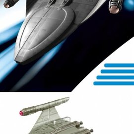 Diamond Direct Star Trek Starships: Nr. 124 Emmette
