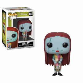 FUNKO Pop! Movies: Nightmare before Christmas - sally with basket
