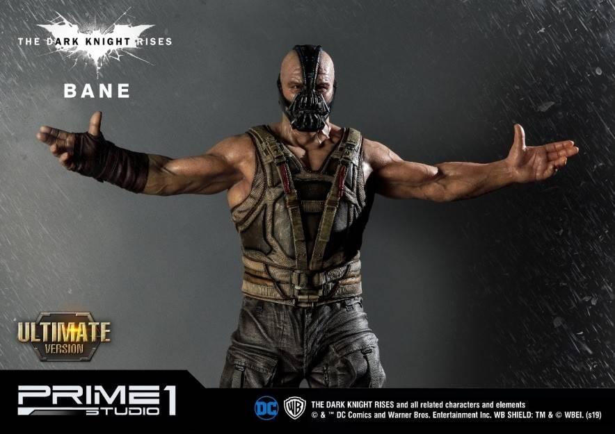 Prime 1 Studio PRE ORDER: DC Comics: The Dark Knight Rises - Ultimate Bane 1:3 Scale Statue