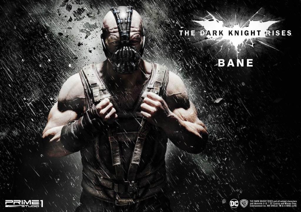 Prime 1 Studio DC Comics:PRE ORDER: The Dark Knight Rises - Bane 1:3 Scale Statue