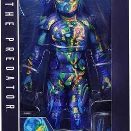 NECA Predator 2018: Thermal Vision Fugitive Predator - 7 inch Action Figure