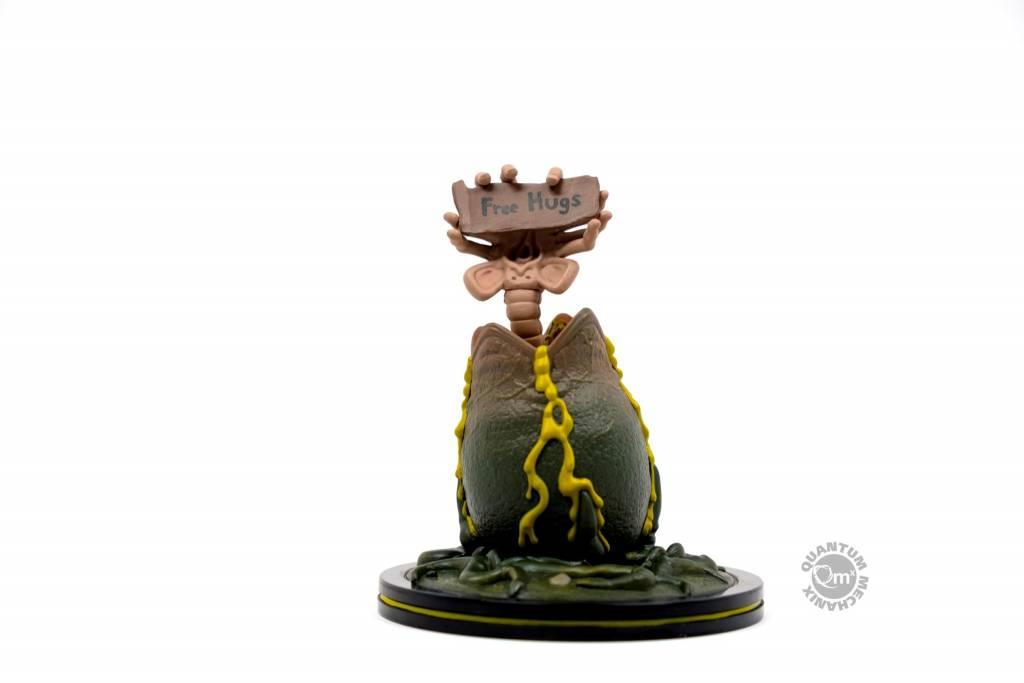 Quantum Mechanix Alien: Facehugger Q-Fig Diorama