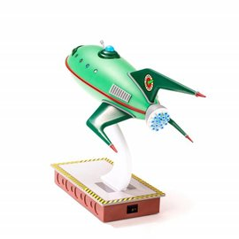 Quantum Mechanix Futurama: Master Series Futurama Planet Express Ship
