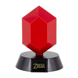 Paladone Zelda: Red Rupee Icon Light