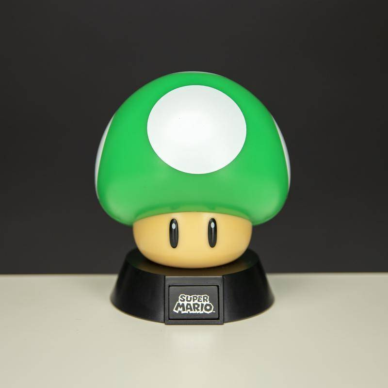 Paladone Mario: 1Up Mushroom Icon Light