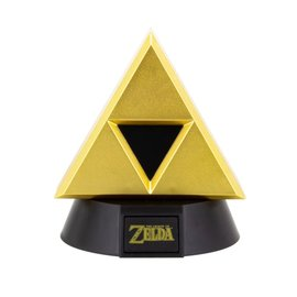 Paladone Zelda: Gold Triforce Icon Light