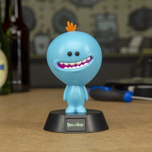 Paladone Rick and Morty: Mr. Meeseeks Icon light