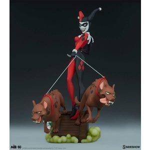 Sideshow DC Comics: Harley Quinn Statue