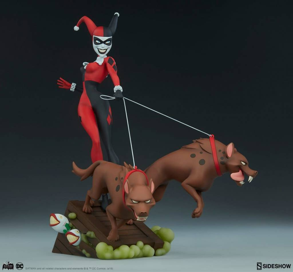 Sideshow PRE ORDER: DC Comics: Harley Quinn Statue