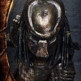 Prime 1 Studio Predator 2: Exclusive City Hunter Predator Wall Art