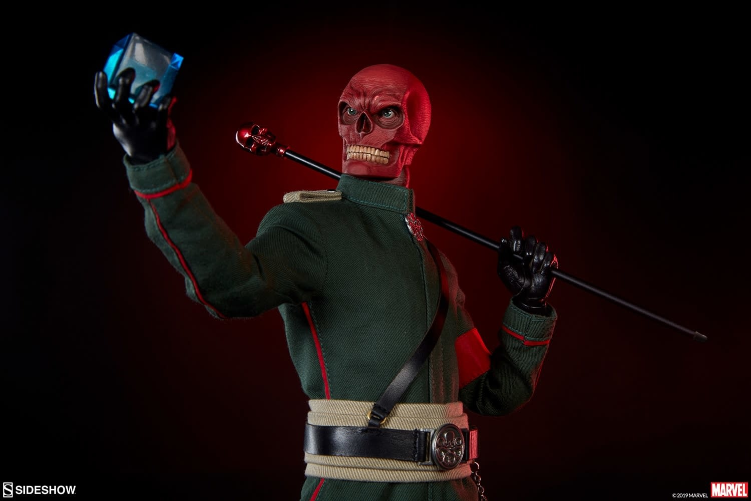 Sideshow Toys Pre Order - Marvel: Red Skull 1:6 Scale Figure