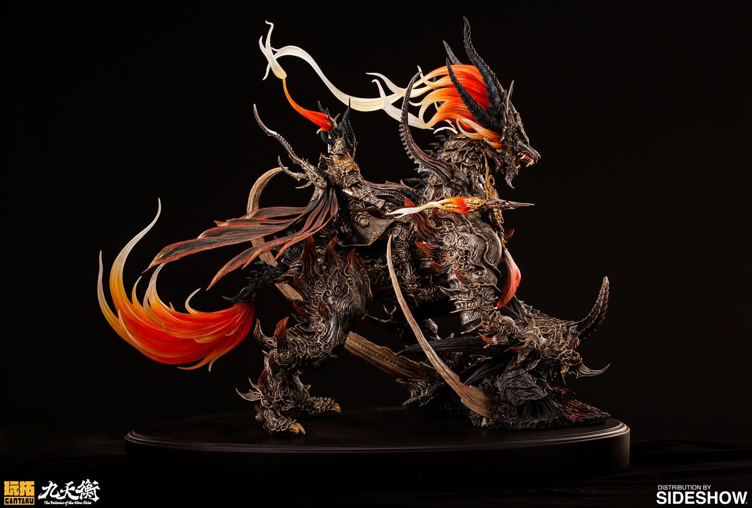 Sideshow The Balance of the Nine Skies: 1:6 Scale Kylin Statue