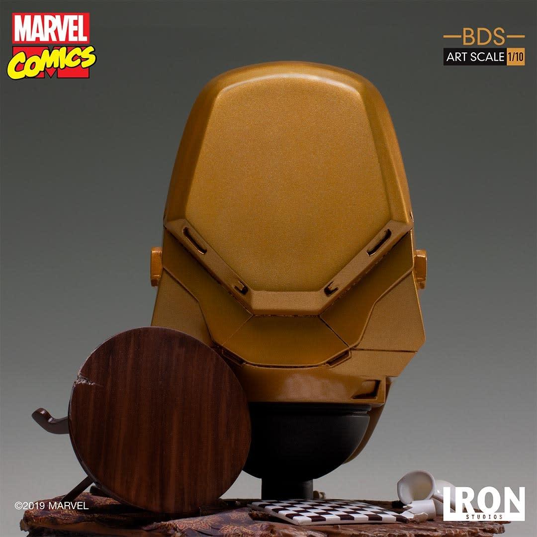 Iron Studios Marvel: Professor X - 1:10 Scale Statue
