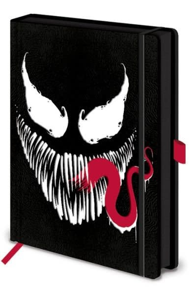 Hole In The Wall Venom notebook