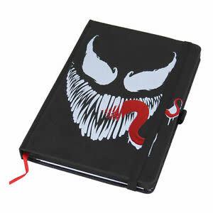 Venom notebook