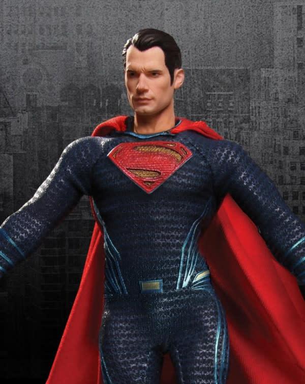 Mezcotoys Dawn of Justice: Superman