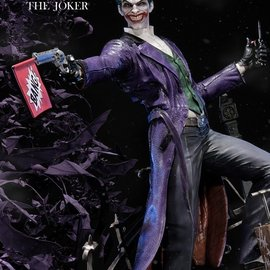 Prime 1 Studio DC Comics: Batman - Arkham Origins - The Joker Statue