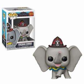 FUNKO Pop! Disney: Live Dumbo - Fireman Dumbo