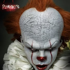 Prime 1 Studio PRE ORDER: IT: Pennywise Serious 1:2 Scale Bust