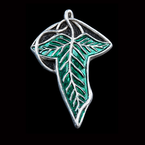 WETA Workshops Lord of the Rings: Fridge Magnet - Elven Leaf