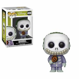 FUNKO Pop! Disney: Nightmare before Christmas - Barrel