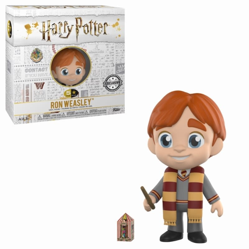 FUNKO 5 Star Harry Potter: Ron LE