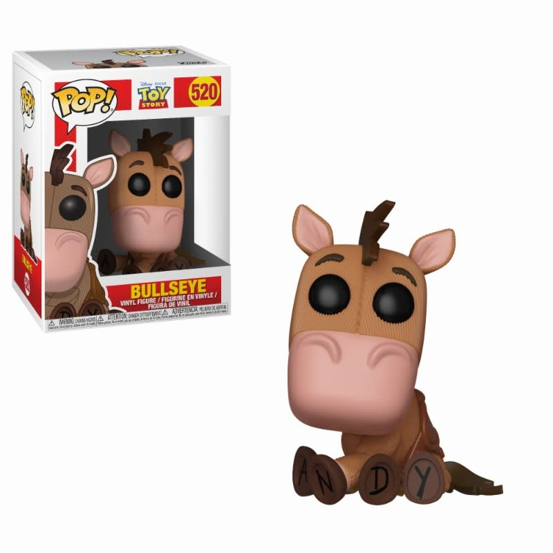FUNKO Pop! Movies: Toy Story - Bullseye