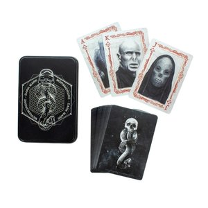 Paladone Harry Potter: Dark Arts Playing Cards