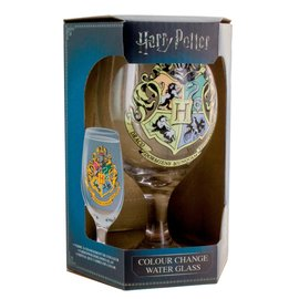 Paladone Harry Potter: Hogwarts Colour Change Glass Version 2