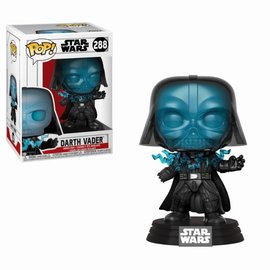 FUNKO Pop! Star Wars: Electrocuted  Darth Vader