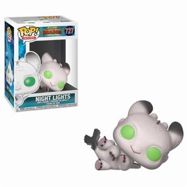 FUNKO Pop! Movies: How To Train Your Dragon - Night Lights 2