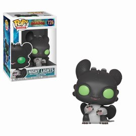 FUNKO Pop! Movies: How To Train Your Dragon - Night Lights 1