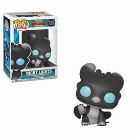 FUNKO Pop! Movies: How To Train Your Dragon - Night Lights 3