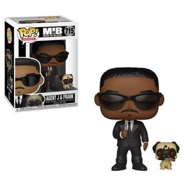 FUNKO Pop! Movies: Men in Black - Agent J and Frank