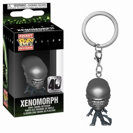 FUNKO Pocket Pop Keychain: Alien 40th - Xenomorph