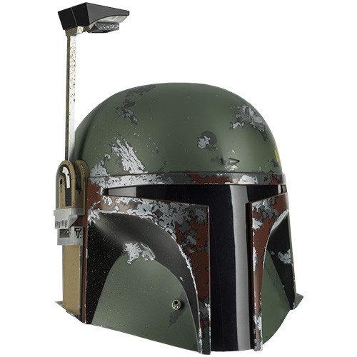 Star Wars: The Empire Strikes Back - Boba Fett Helmet 1:1 Replica