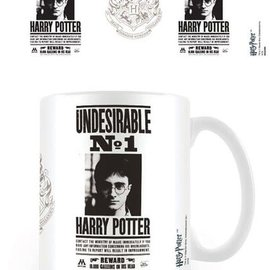 Hole In The Wall Harry Potter Undesirable No1 - Mok