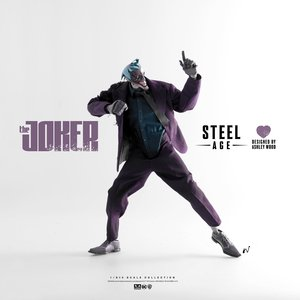 Three A Toys Pre-Order : DC Steel Age: The Joker - 1:6 Scale Figure